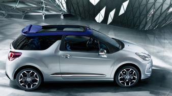 Cars vehicles 2014 citroen ds3 cabrio Wallpaper