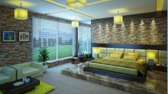 Design master interior bedroom wallpaper
