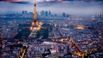 Eiffel tower paris cityscapes architecture town skyscrapers cities wallpaper