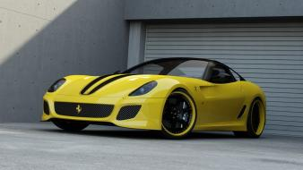 Ferrari 599 gto wheelsandmore wallpaper