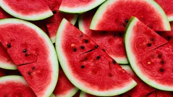 Fruits watermelons Wallpaper