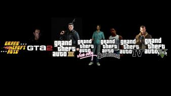 Games grand theft auto 5 wallpaper