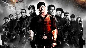 Jean claude van damme the expendables 2 wallpaper
