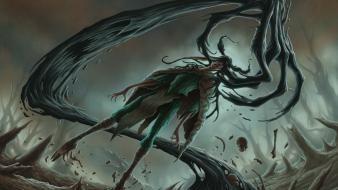 Magic the gathering artwork dave allsop Wallpaper