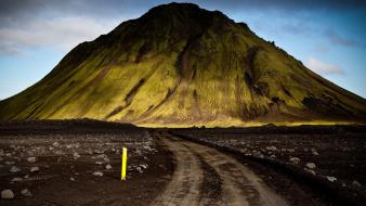 Mountains landscapes nature national geographic iceland wallpaper