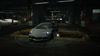 Need for speed grey world garage nfs wallpaper