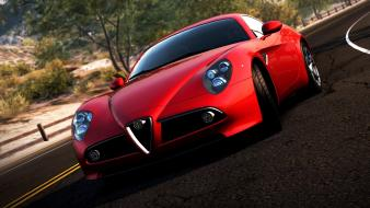 Need for speed most wanted alfa romeo c8 Wallpaper