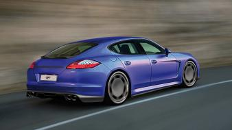Panamera turbo wallpaper