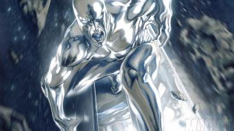 Silver surfer marvel comics wallpaper