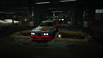 Speed bmw 3.0 csl world garage nfs wallpaper