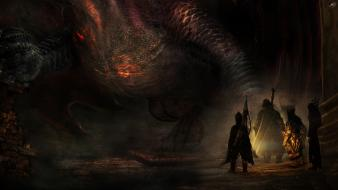 Video games dragons dogma wallpaper