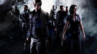 Video games resident evil 6 Wallpaper