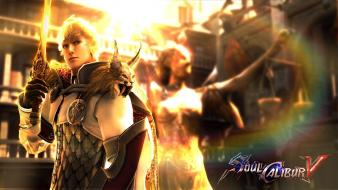 Video games soul calibur v wallpaper
