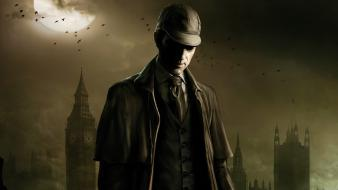 Video games testament sherlock holmes the of wallpaper