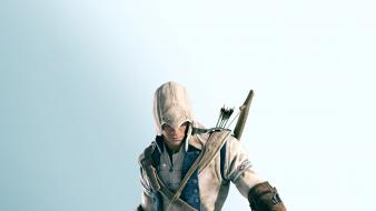 Assassins creed 3 animus connor kenway wallpaper