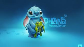Blue movies stitch fan art melaamory wallpaper