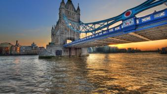 Bridges united kingdom tower bridge river thames wallpaper