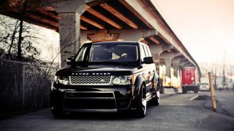 Bridges vehicles range rover suv land vogue wallpaper