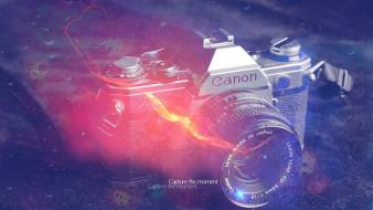 Cameras effects photo camera photomanipulation effect captured lens wallpaper