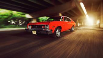 Cars chevrolet roads vehicles classic wallpaper