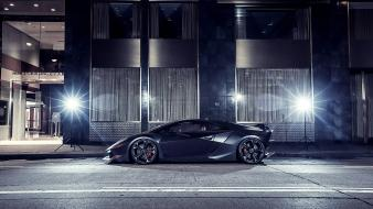 Cars lamborghini vehicles carbon fiber sesto elemento wallpaper