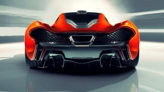 Cars mclaren p1 concept wallpaper