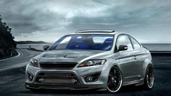 Cars tuning 3d ford mondeo wallpaper