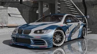 Cars tuning bmw m3 3d e92 wallpaper