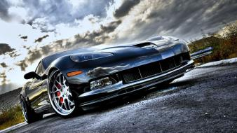Cars vehicles corvette wallpaper