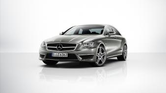 Cars vehicles mercedes benz cls63 amg mercedes-benz wallpaper