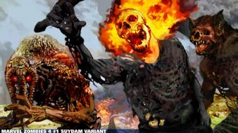 Comics ghost rider marvel wallpaper