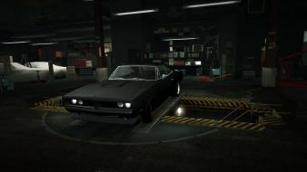 Elite dodge charger world garage rt nfs wallpaper