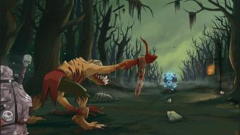 Fantasy video games art artwork dota 2 wallpaper