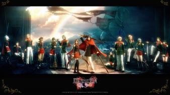 Final fantasy video games type-0 wallpaper