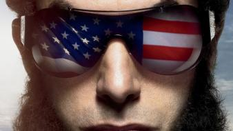 Flag the dictator sacha baron cohen aladeen wallpaper