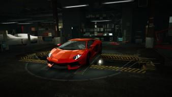 For speed lamborghini aventador world garage nfs wallpaper