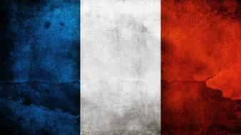 France flags national french flag tricolor wallpaper