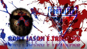 Jason voorhees fortaleza esporte clube tricolor wallpaper