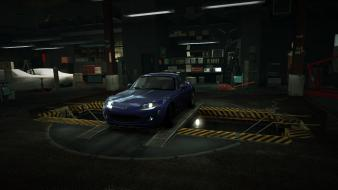 Mazda need for speed world garage nfs wallpaper