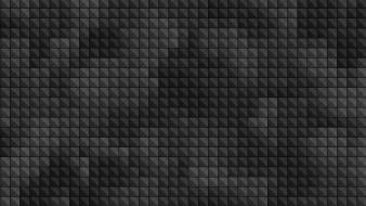 Minimalistic gray pixels camouflage light squares pixel wallpaper