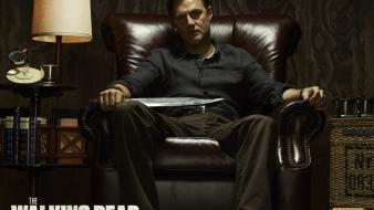Movies walking dead the david morrissey wallpaper