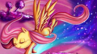 My little pony: friendship is magic lovely wallpaper