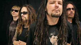Rock metal korn singers band wallpaper