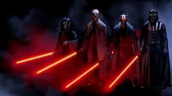 Sith dark side sidious count dooku tyranus wallpaper