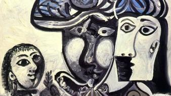 Spanish artwork pablo picasso traditional art children wallpaper