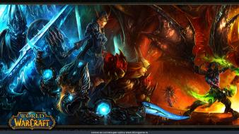 Stars world of warcraft fury blizzard entertainment Wallpaper