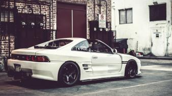 Streets cars toyota tuning mr2 wallpaper