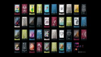 Technology zune windows phone wallpaper