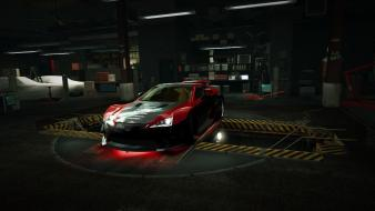 The beast lexus lfa world garage nfs wallpaper