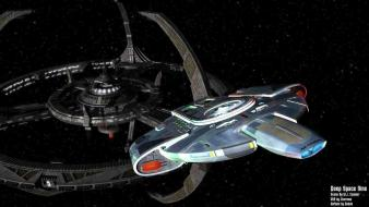 Trek deep space nine 9 uss defiant wallpaper
